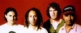 Rage Against the Machine Band Picture