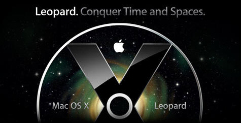 Mac OS X Leopard Disc