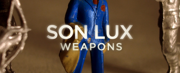 Son Lux - Weapons EP